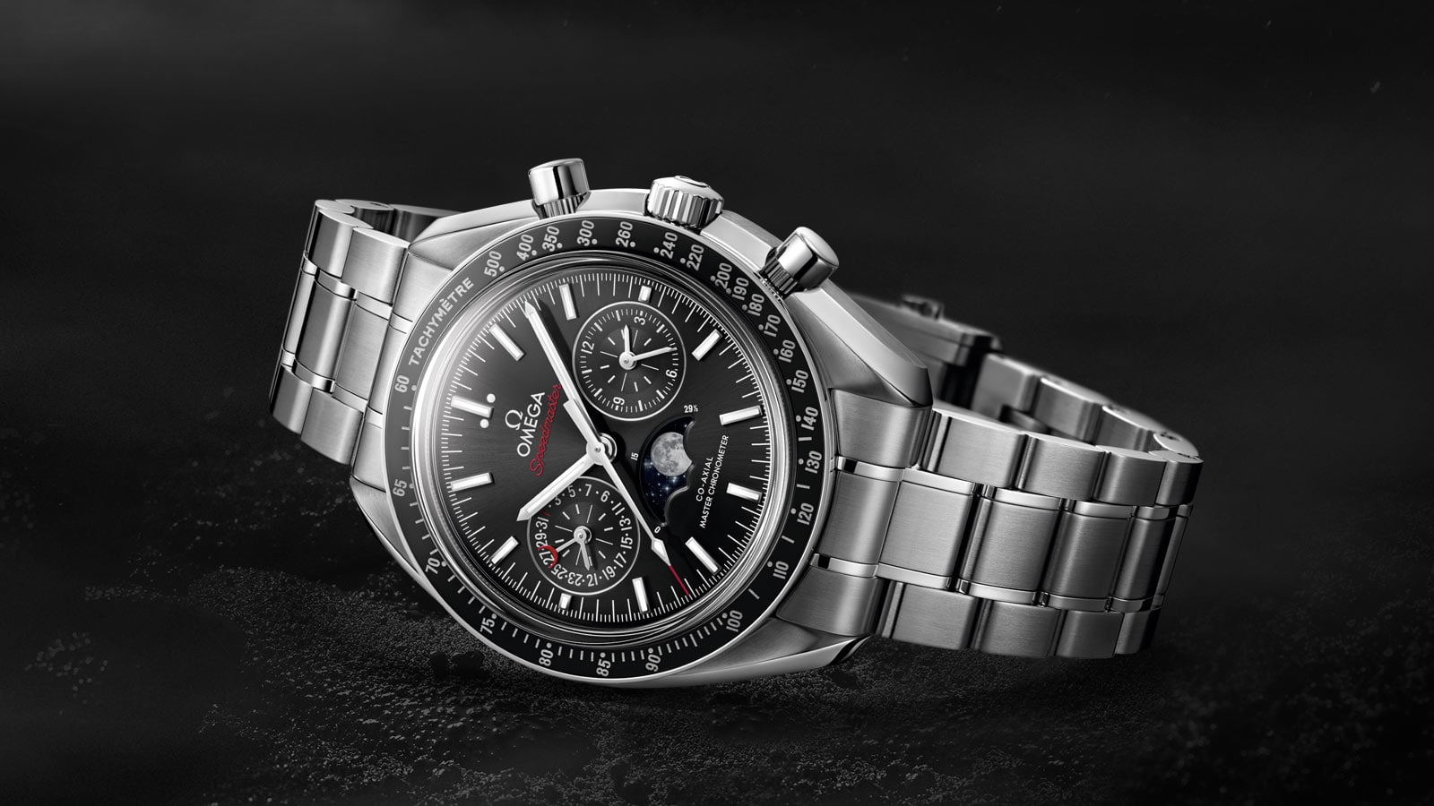 Omega and the world of space exploration - 슬라이드 1 - 34083