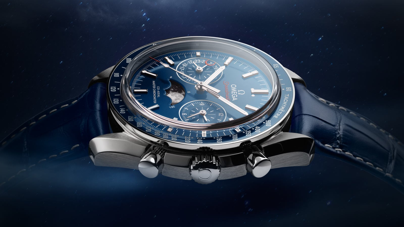 Omega and the world of space exploration - 슬라이드 3 - 34085