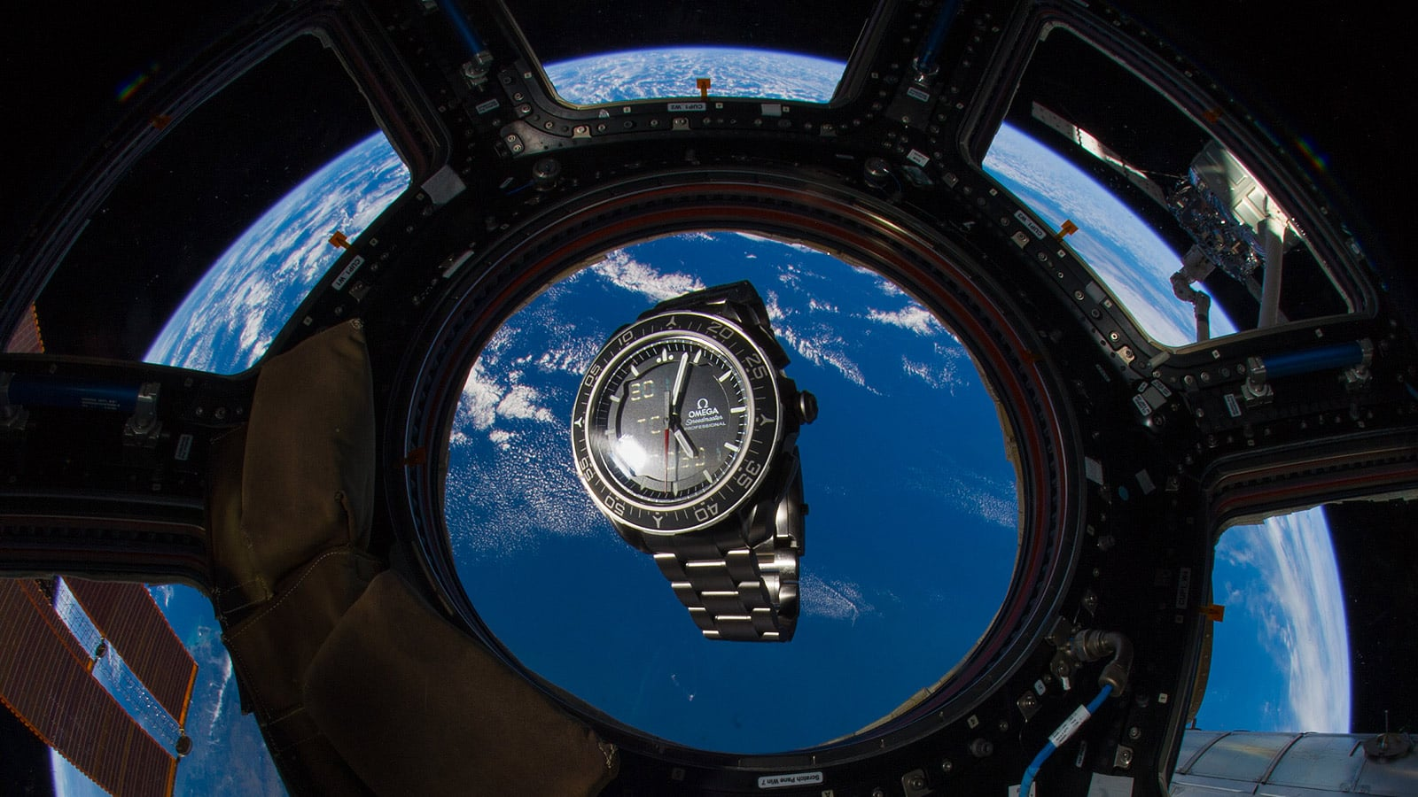 Omega and the world of space exploration - 슬라이드 3 - 34067